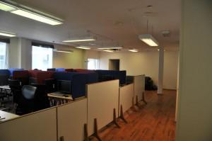 Kontorslokaler telemarketing telefonsupport